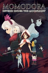 Cover Momodora: Reverie Under the Moonlight