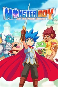 Cover Monster Boy and the Cursed Kingdom