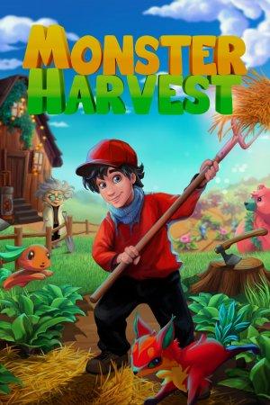 Cover Monster Harvest