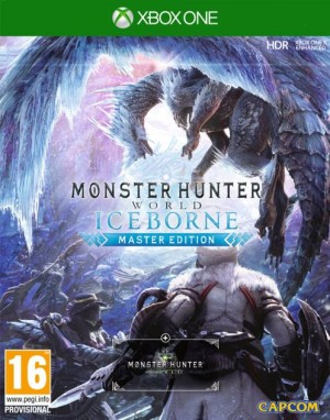 Cover Monster Hunter World: Iceborne (Xbox One)