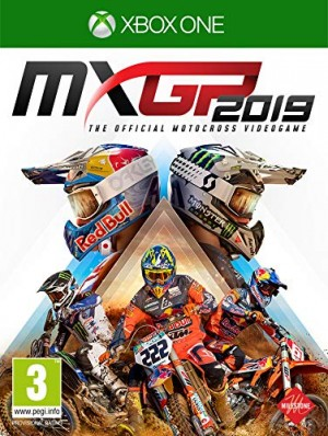 Cover MXGP 2019 - The Official Motocross Videogame (Xbox One)