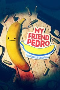 Cover My Friend Pedro (Xbox One)