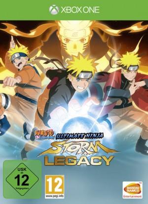 Cover Naruto Shippuden: Ultimate Ninja Storm Legacy