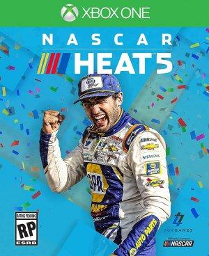 Cover NASCAR Heat 5