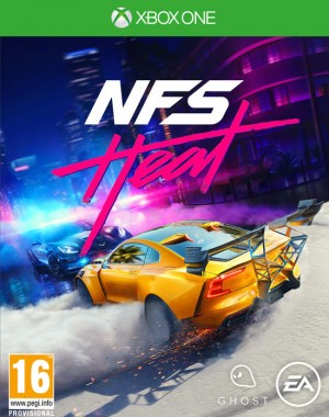 Cover Need for Speed Heat