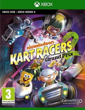 Cover Nickelodeon Kart Racers 2: Grand Prix (Xbox One)
