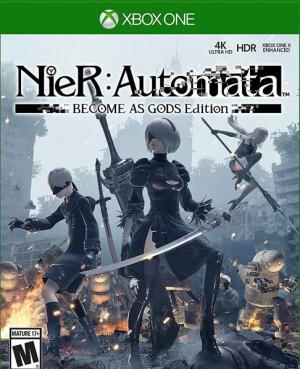 Cover NieR: Automata - Become as Gods Edition