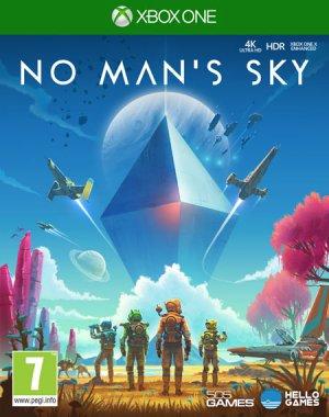 Cover No Man's Sky
