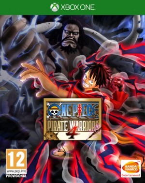 Cover One Piece: Pirate Warriors 4 (Xbox One)