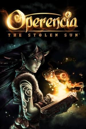 Cover Operencia: The Stolen Sun