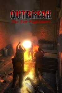 Cover Outbreak: The New Nightmare