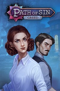 Cover Path of Sin: Greed
