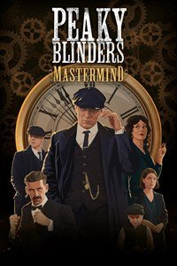 Cover Peaky Blinders: Mastermind