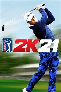 Cover PGA Tour 2K21 (Xbox One)