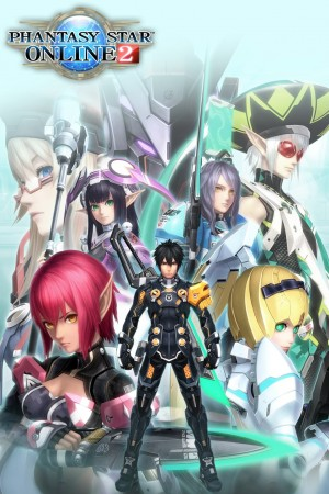 Cover Phantasy Star Online 2 (Xbox One)