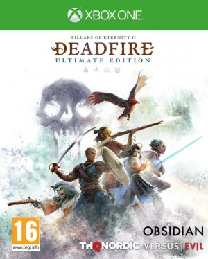 Cover Pillars of Eternity II: Deadfire (Xbox One)