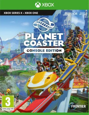 Cover Planet Coaster: Console Edition (Xbox One)