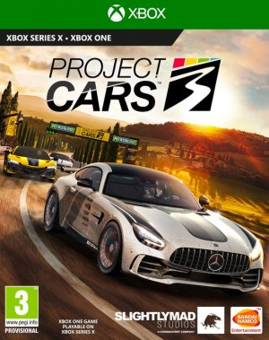 Cover Project CARS 3 (Xbox One)