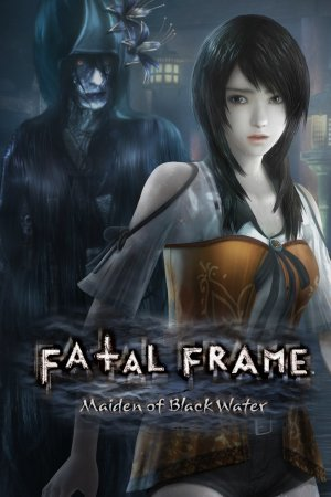 Cover PROJECT ZERO: Maiden of Black Water