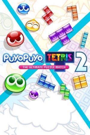 Cover Puyo Puyo Tetris 2 (Xbox One)
