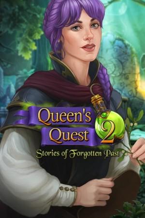 Cover Queen's Quest 2: Stories of Forgotten Past