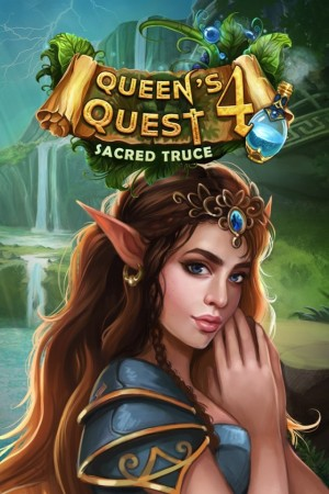 Cover Queen's Quest 4: Sacred Truce