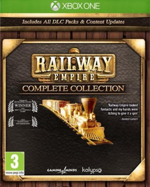 Cover Railway Empire: Complete Collection