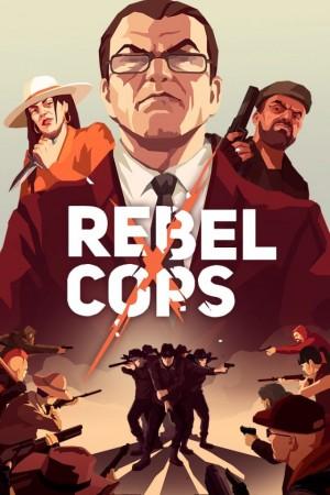 Cover Rebel Cops