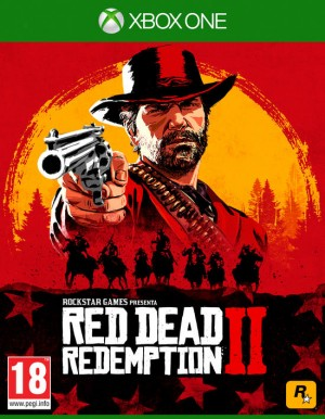 Cover Red Dead Redemption 2