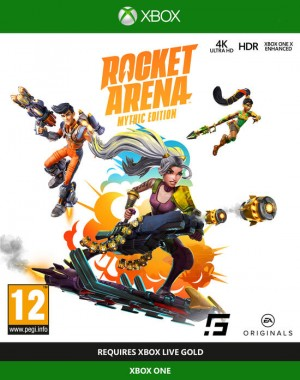 Cover Rocket Arena (Xbox One)