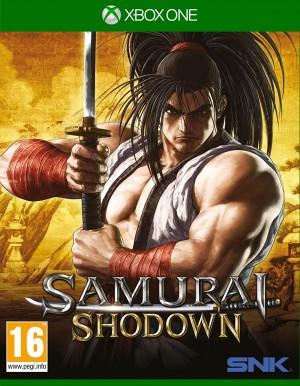 Cover Samurai Shodown