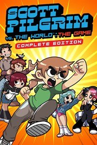 Cover Scott Pilgrim vs. the World: The Game - Complete Edition (Xbox One)