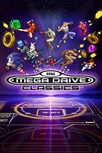 Cover Sega Mega Drive Collection