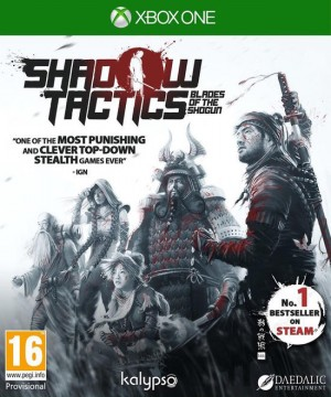Cover Shadow Tactics: Blades of the Shogun (Xbox One)