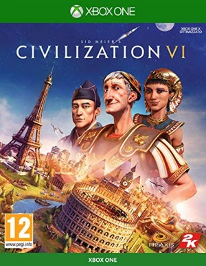 Cover Sid Meier's Civilization VI (Xbox One)