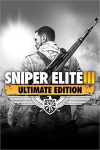 Cover Sniper Elite III: Ultimate Edition (Xbox One)