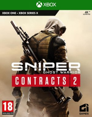 Cover Sniper Ghost Warrior Contracts 2