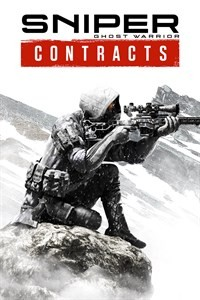 Cover Sniper Ghost Warrior Contracts
