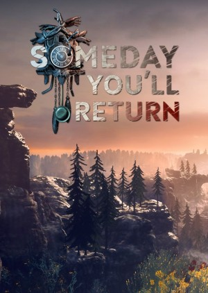 Cover Someday You'll Return