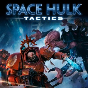 Cover Space Hulk: Tactics