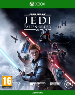 Cover Star Wars - Jedi: Fallen Order