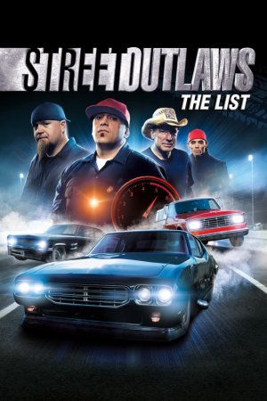Cover Street Outlaws: The List