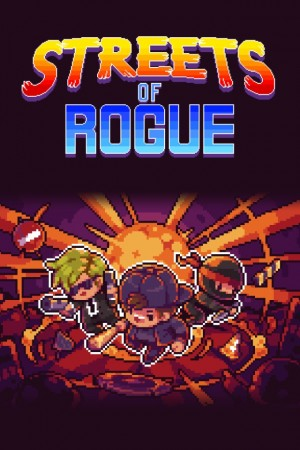 Cover Streets of Rogue
