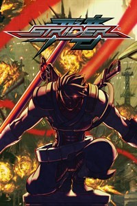 Cover Strider (Xbox One)