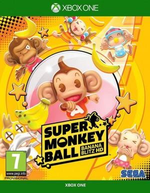Cover Super Monkey Ball: Banana Blitz HD (Xbox One)