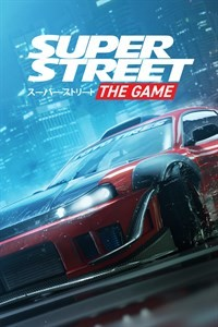 Cover Super Street: The Game
