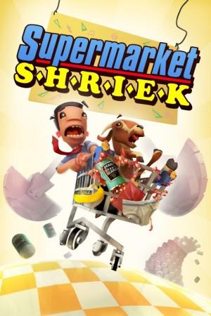 Cover Supermarket Shriek