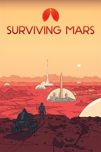 Cover Surviving Mars