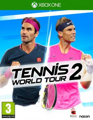 Cover Tennis World Tour 2 (Xbox One)