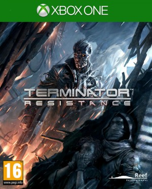 Cover Terminator: Resistance (Xbox One)